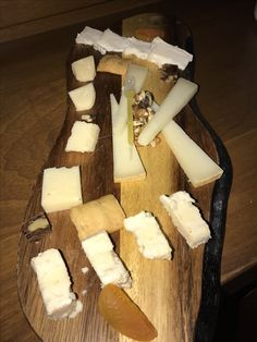 4 cheese selection served on Churchill Naturale wood collection st La Deriva, Málaga , Spain Malaga, Churchill, The Selection, Spain, Shots, Cheese, Wood, Collection, Woodwind Instrument