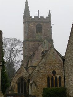 Forgotten Buildings: St Andrews Church, Castle Combe