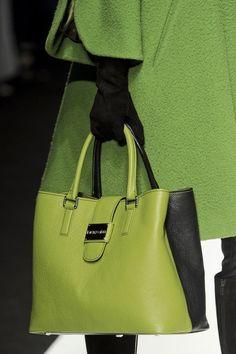 (via Green with Envy / Lorenzo Riva Fall 2012) #fashion
