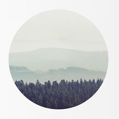 Add a little #nature to your #space with #easy #wall #artprints you can download, #print and #frame at #home. . . #minimal #modern #simple #design #art #print #diy #framedart #artsy #minimalism #makeover for #homes #homedecor #interiordesign #decor #photo #mountain #circle #cutout #forest #sky #pinetrees #abstract
