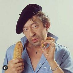 Serge Gainsbourg, Gainsbourg Birkin, French Icons, French Chic, Provocateur, Hello Ladies, Jane Birkin, Progressive Rock, Glamour