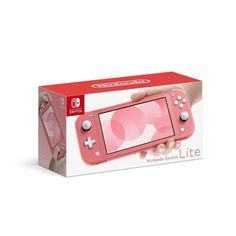 Nintendo Switch Lite - Coral - Switch Nintendo Switch Lite - Coral - Switch Nintendo out of 5 stars 7465 Nintendo Switch Release Date: April 3 2020 Buy Nintendo Switch, Nintendo Switch System, Nintendo Ds, Nintendo Cake, Super Nintendo, Nintendo Consoles, N64, Nintendo Switch Accessories, Coral