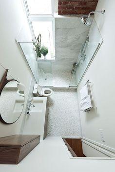 Cool 75 Efficient Small Bathroom Remodel Design Ideas https://roomaniac.com/75-efficient-small-bathroom-remodel-design-ideas/