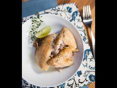 Chipotle Lime Thyme Crock Pot Chicken - HealthNut Nation
