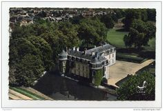 Malicorne sur Sarthe - CP , 72 , MALICORNE , Le Château