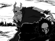 Shinki // Gaara's Son; Boruto isn't the only one who holds a great legacy