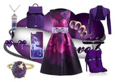 """""""Random set of the day 2/23/17"""" by mintymagic74 ❤ liked on Polyvore featuring WearAll, Emilio Pucci, Vera Bradley, Andrea Fohrman, Disney and Effy Jewelry"""