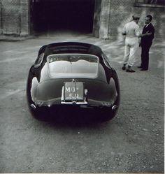 Maserati 4.5 Coupe Prototype, 1957