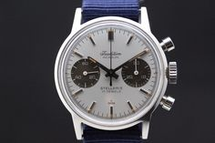 """Tradition Stellaris """"Carrera""""   analog/shift - a Heuer manufactured watch, rebranded and sold at Sears"""