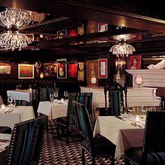 Mister Parker S Palm Springs Restaurantsdining