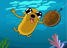 Adventure Time! No, wait...