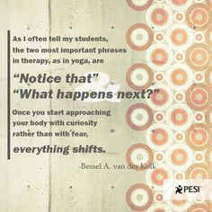 See more from Bessel van der Kolk at pesi.com