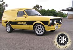 Ford Escort MK 1 - simple but effective