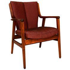 Gunlocke Side Armchair 1