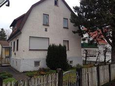 Baustellen Projekt: Sanierung Privathaus: Ausgangs Zustand (Januar 2015): Außenansichten