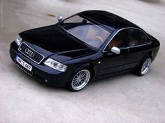 Audi S6 (C5) Lim. [Checkmate] Posted Image • slightly body work