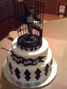 Elvis Cake7 10 Cakes cakepins.com
