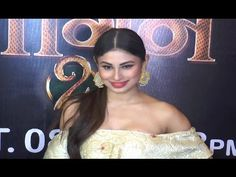 Mouni Roy's interview for NAAGIN 2.