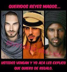 Reyes Magos! No?! @Deanie Midgett Shades Of me @ZäiRä Torres Linares @Yadira Rivera hoyos @Cathryn Jean RArmani @Ruth Domanski Torres