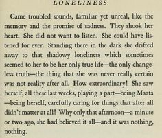 Like the memory and promise of sadness.... (tears .. sometimes it's just too much. Way too much).... Nayyirah Waheed.