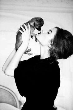 I just love puppies <3