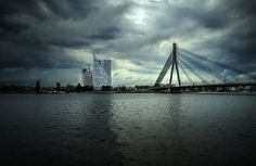 When autumn is comming to Riga... by Alexander Arntsen