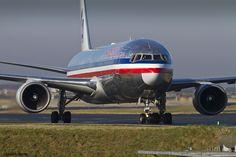 https://flic.kr/p/ruRNTR | LFPG 22 fevrier 2015 Boeing 767 American Airlines N357AA