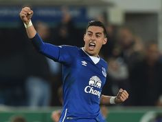 Report: Barcelona interested in Everton defender Ramiro Funes Mori #Barcelona #Everton #Football