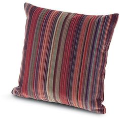 Missoni Home Nazca Cushion - 159 - 40x40cm (250 AUD) found on Polyvore
