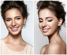 May news > Day to night makeup look