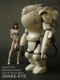K. Maschinen Krieger S. Female Cyborg, Female Armor, Cyberpunk, Sci Fi Models, Snake Eyes, Character Design Animation, Figure Model, Power Boats, Millenium