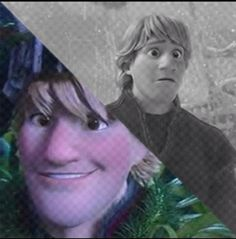 Kristoff at his deepest and brightest moment
