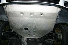 Rs Ra Bash/Skid Plate from factory