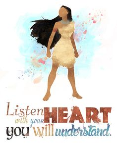 Pocahontas - Listen with Your Heart