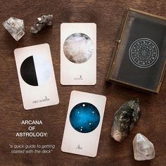 I just posted a mini beginners guide to working with the Arcana Of Astrology. If you've been feeling overwhelmed about where to start give it a read.  Link is in bio - The Cosmic Drama section. .  #blackandthemoon #arcanaofastrology #astrologersofinstagram #witchesofinstagram #tarotreadersofinstagram #taroteverydamnday #oracle #oraclecards #rockhound #crystallove #crystalhealing #astrology #astrologyisascience