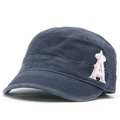 Los Angeles Angels of Anaheim Crystal Military Women's Cap