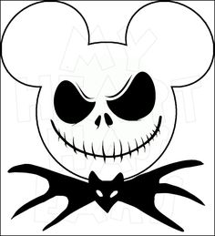 Mickey Mouse dressed as Jack Skellington INSTANT DOWNLOAD digital clip art DIY iron on transfer My Heart Has Ears