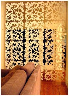 Room Dividers Ideas #lasercut