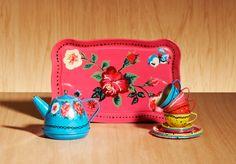 Nathalie Lete tea set. Holiday Gift Guide, 2009 – #LMNOP Magazine.