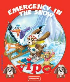 Booklet 9: Emergency in the Snow