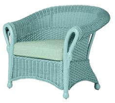 Wicker by Maine Cottage | Swan Pond Chair