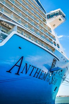 Upgrade your view. 1,571 staterooms onboard Anthem of the Seas have a balcony.