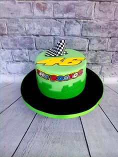 Valentino Rossi cake the doctor