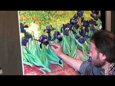 Igor Sakharov Full video tutorial How did Van Gogh