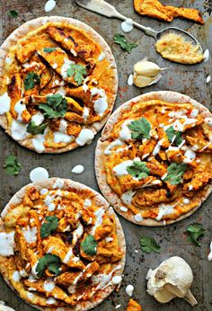 Chicken Shawarma with Hummus & Pita