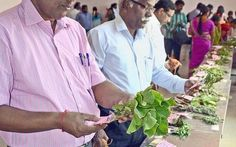 An exhibition on medicinal plants was held in Tamil Nadu in order to provide the importance of traditional medicinal practices. Have a look at the details of the complete program here