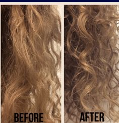 Second Hair Day Fix Recipe- Wake up in the morning after you wash your hair and it is absolutely full of frizz? Let me help you with that! Here is a Second Hair Day Fix Recipe I made to fix your curly problem! Blonde Curly Hair, Curly Hair Tips, Curly Hair Care, Curly Hair Styles, Natural Hair Styles, Curly Girl, Frizzy Wavy Hair, 2nd Day Hair, Curly Hair Problems