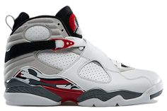 new arrival 80851 ff613 The Air Jordan 8 Retro is back and in honor of that, we take a look at the  lineage of the Air Jordan VIII. True RedJordan ViiiNike ShoesSneakers ...