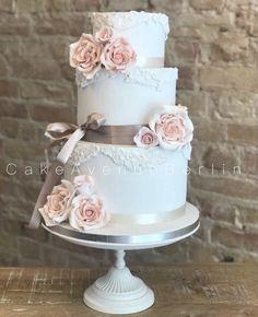 Wedding Weddingcake Engagement Engagementcake Fondant Love