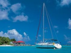 British Virgin Islands | BVI Yacht Charters & Flotilla Sailing Vacations | Sunsail USA